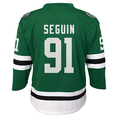 Back (Adidas Dallas Stars Seguin Jersey - Youth)
