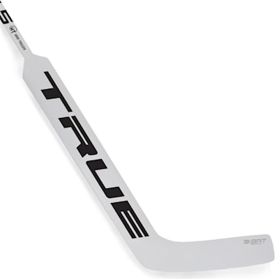 White (TRUE A4.5 HT Composite Goalie Stick - Junior)