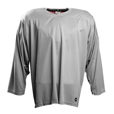 Grey (Pure Hockey One Tone Practice Jersey - Junior)