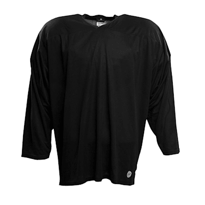 Black (Pure Hockey One Tone Practice Jersey - Senior)