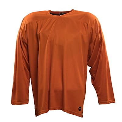 Orange (Pure Hockey One Tone Practice Jersey - Senior)