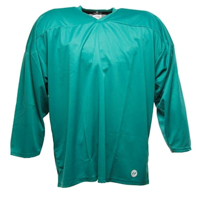 Teal (Pure Hockey One Tone Practice Jersey - Senior)