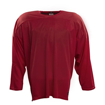 Burgundy (Pure Hockey One Tone Practice Jersey - Senior)