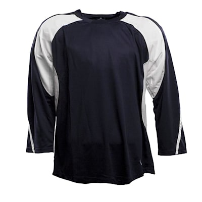 Navy/White (Pure™ Hockey Two Tone Practice Jersey - Junior)