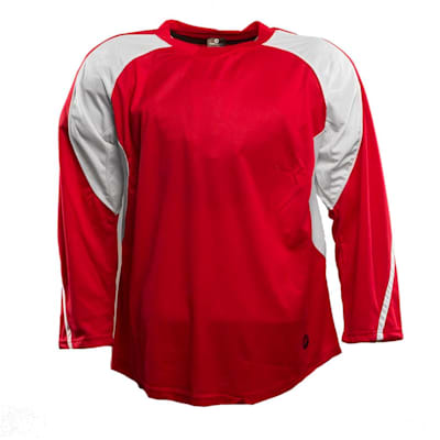 Red/White (Pure™ Hockey Two Tone Practice Jersey - Senior)