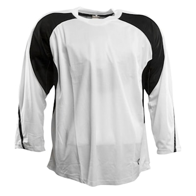 White/Black (Pure™ Hockey Two Tone Practice Jersey - Senior)