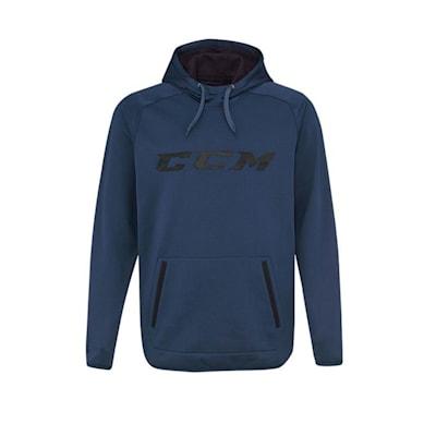 Ocean Blue (CCM Grit Tech Pullover Hoody - Mens)