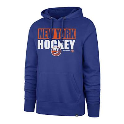 (47 Brand Blockout Headline Hoody - New York Islanders - Mens)