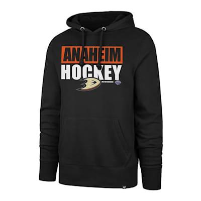 (47 Brand Blockout Headline Hoody - Anaheim Ducks - Mens)