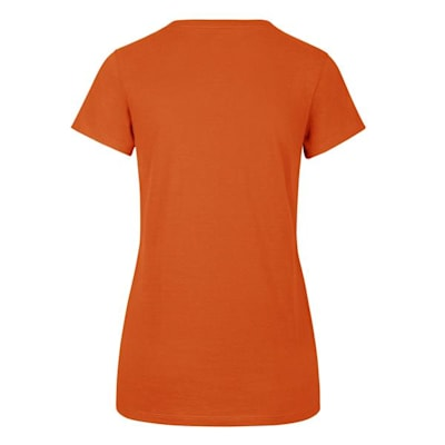 (47 Brand Flip Ultra Rival V-Neck Tee - Philadelphia Flyers - Womens)