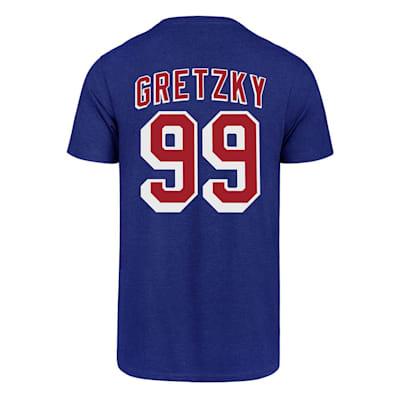 (47 Brand MVP Club Tee - Wayne Gretzky New York Rangers - Mens)