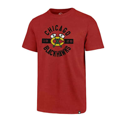 (47 Brand Roundabout Club Tee - Chicago Blackhawks - Mens)