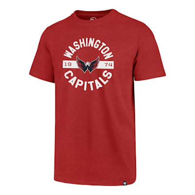 (47 Brand Roundabout Club Tee - Washington Capitals - Mens)
