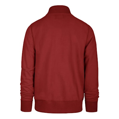 (47 Brand Stateside 1/4 Zip Pullover - Chicago Blackhawks - Mens)