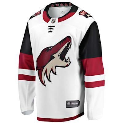 Front (Fanatics Arizona Coyotes Replica Away Jersey - Adult)