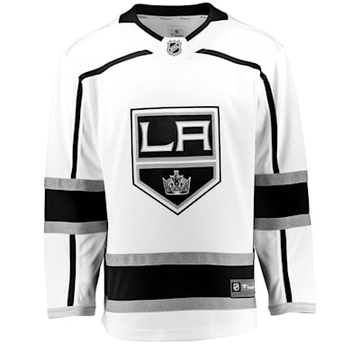 Front (Fanatics Los Angeles Kings Replica Away Jersey - Adult)