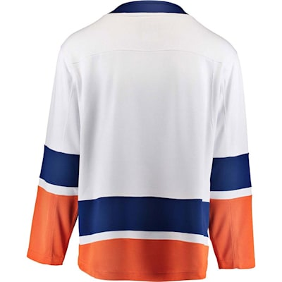 Back (Fanatics New York Islanders Replica Away Jersey - Adult)