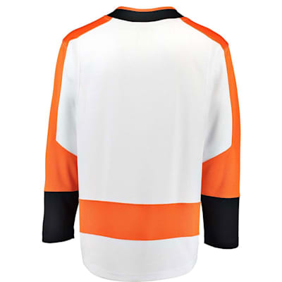 Back (Fanatics Philadelphia Flyers Replica Away Jersey - Adult)