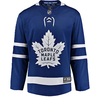 Front (Fanatics Toronto Maple Leafs Replica Home Jersey - Adult)