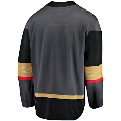 Back (Fanatics Vegas Golden Knights Replica Home Jersey - Adult)