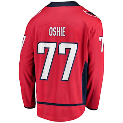 Back (Fanatics Washington Capitals Replica Jersey - T.J. Oshie - Adult)