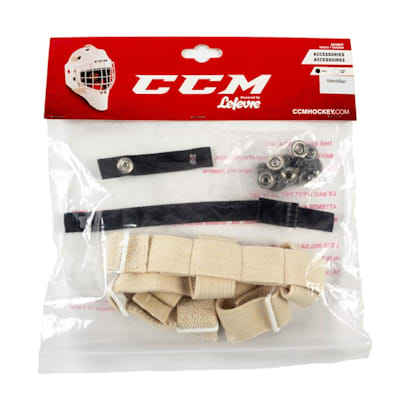 (CCM Goalie Mask Accessory Kit)