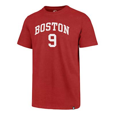 Front (47 Brand Boston University Jack Eichel Tee - Mens)