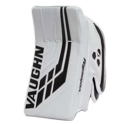 (Vaughn Velocity VE8 Pro Carbon Goalie Blocker - Senior)