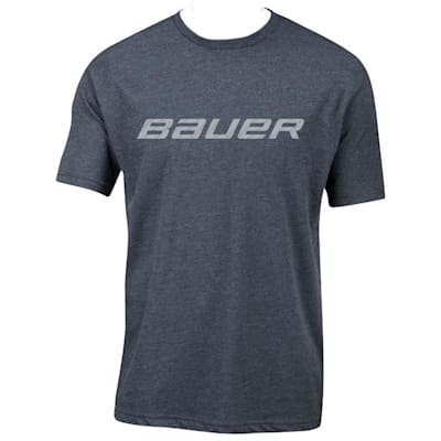 Navy (Bauer Core Graphic Short Sleeve Tee - Adult)