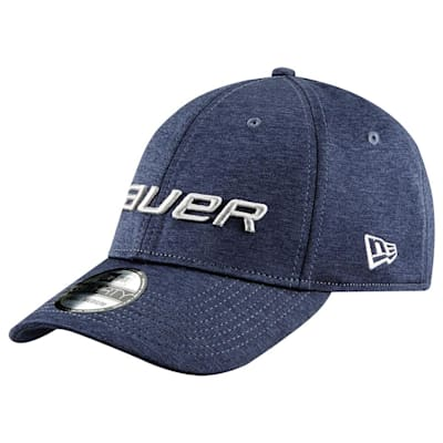Navy (Bauer New Era 39Thirty Cap - Adult)