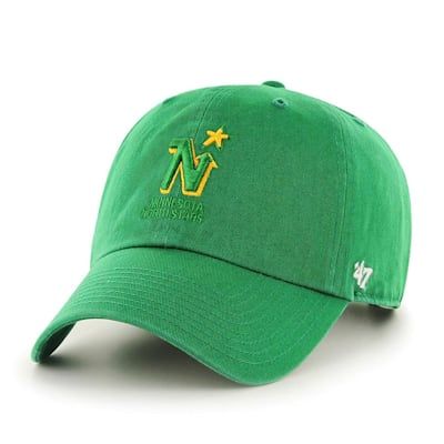 (47 Brand Clean Up Cap - Minnesota North Stars)