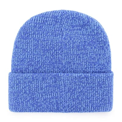 (47 Brand Brain Freeze Cuff Knit Hat - New York Rangers)