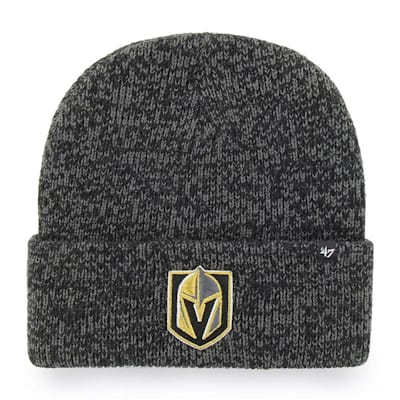 (47 Brand Brain Freeze Cuff Knit Hat - Vegas Golden Knights)