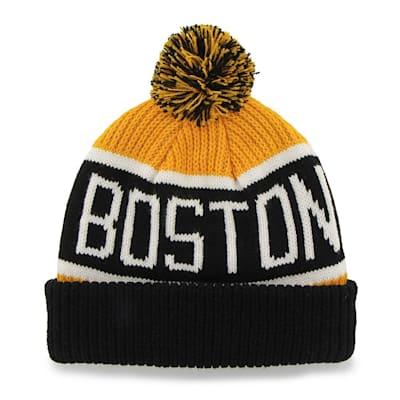 (47 Brand Calgary Cuff Knit Hat - Boston Bruins)