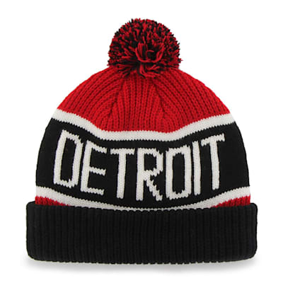 (47 Brand Calgary Cuff Knit Hat - Detroit Red Wings)