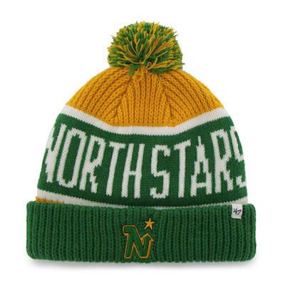 (47 Brand Calgary Cuff Knit Hat - Minnesota North Stars)