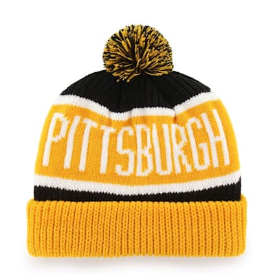 (47 Brand Calgary Cuff Knit Hat - Pittsburgh Penguins)