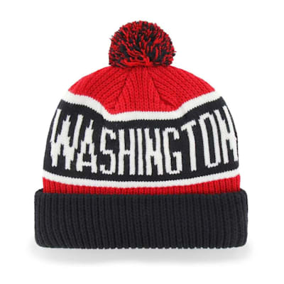 (47 Brand Calgary Cuff Knit Hat - Washington Capitals)