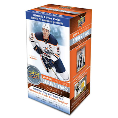 Blaster Box (Upper Deck NHL 2017-18 Series 2 Hockey Blaster Box)