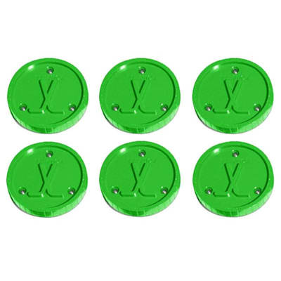 (EZPuck EZ Pucks Lite - Set of 6)
