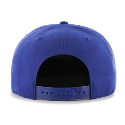 (47 Brand Sure Shot CAPTAIN Hat - New York Islanders)