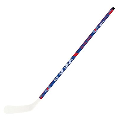 (Franklin NHL Team Fused Stick - New York Rangers)