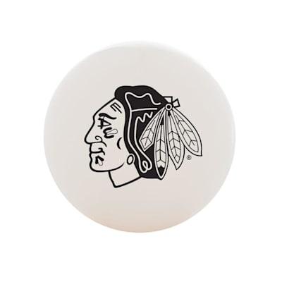 (Franklin NHL Team Street Hockey Ball - Chicago Blackhawks)