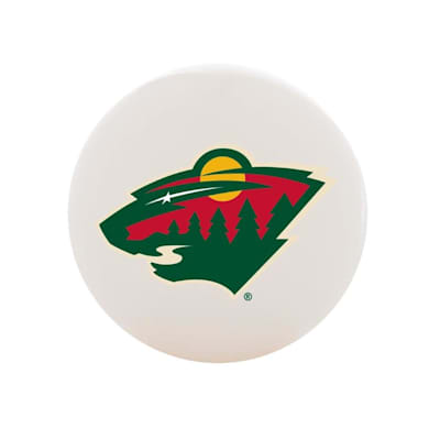 (Franklin NHL Team Street Hockey Ball - Minnesota Wild)