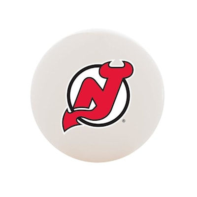 (Franklin NHL Team Street Hockey Ball - New Jersey Devils)