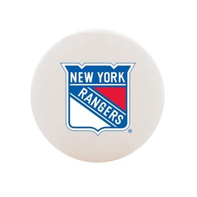 buy popular 04999 c16dd (Franklin NHL Team Street Hockey Ball - New York Rangers)