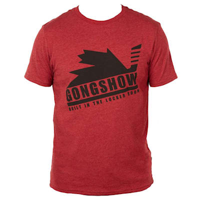 Red (Gongshow The Franchise Tee Shirt - Mens)
