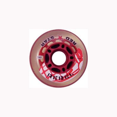 (Red Star Wheels Rebel Inline Wheel)