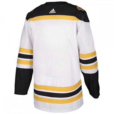 Back (Adidas Boston Bruins Authentic NHL Jersey - Away - Adult)