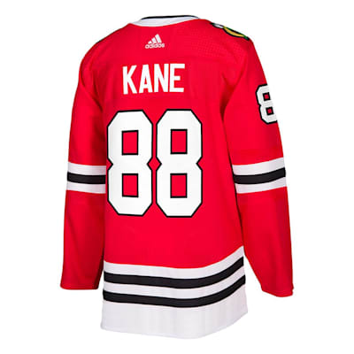 Back (Adidas Chicago Blackhawks Patrick Kane Authentic NHL Jersey - Home - Adult)